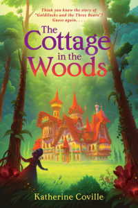Cottage in the Woods by Katherine Coville