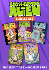 Sixth Grade Alien Bundled Set
